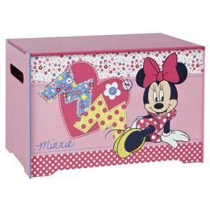 coffre 192 jouets coffre de rangement minnie disney 60 x 40 x 40 cm alexandria