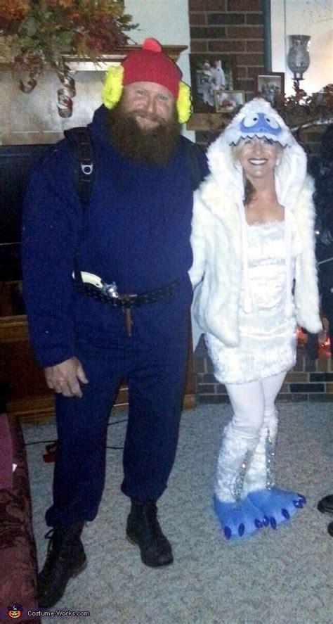 yukon cornelius   bumble costume halloween costume
