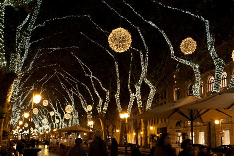 Traditional Christmas Activities and Markets in Mallorca.