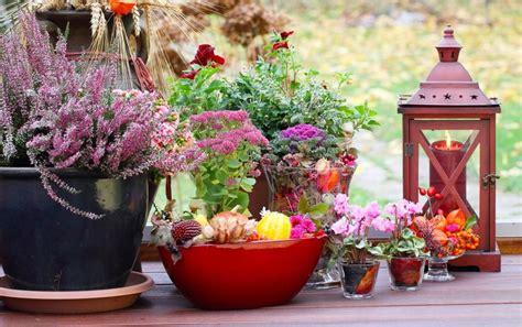 Garten Im Herbst Was Tun by Die Mediterrane Terrasse Im Herbst Tipps Zur Gestaltung