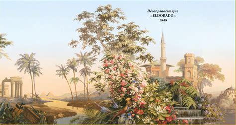 le papier peint panoramique entre 233 l 233 gance et