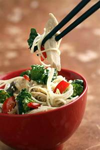 Chart Oil Chicken And Mushroom Stir Fry With Bok Choy Eat Well