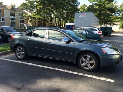 Buy Used 2006 Pontiac G6 Gt Sedan 4-door 3.5l In Virginia