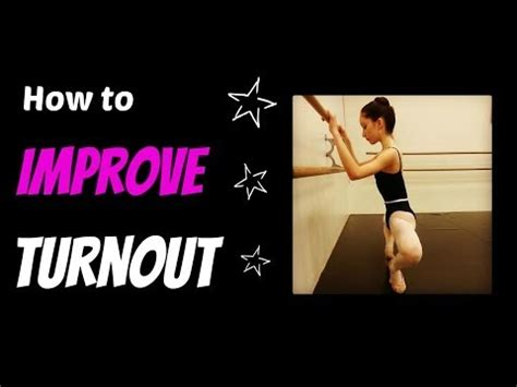 How To Improve Turnout For Ballet Youtube