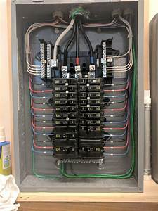 How An Electrical Panel Should Look    Cableporn