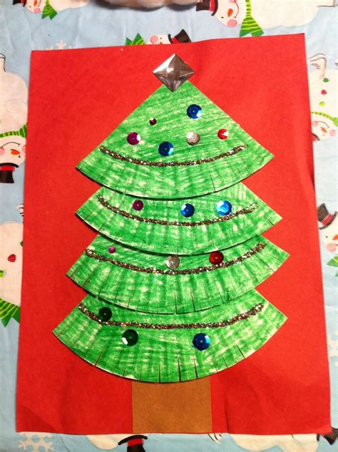 Kindergarten Kids At Play Fun Winter & Christmas Craftivities