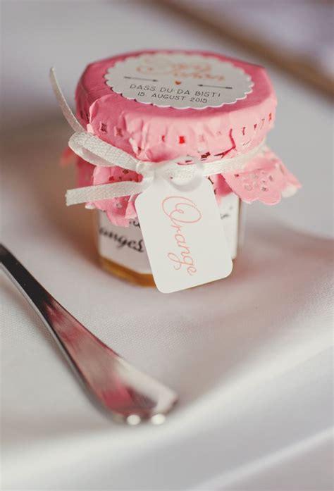 gastgeschenk hochzeit marmelade favor wedding vintage jam