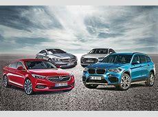 Novi avtomobili 2017