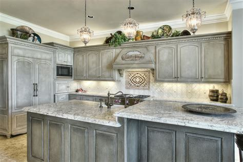 rustic kitchen cupboard hardware white wooden kitchen cabinet with gray white marble glaze