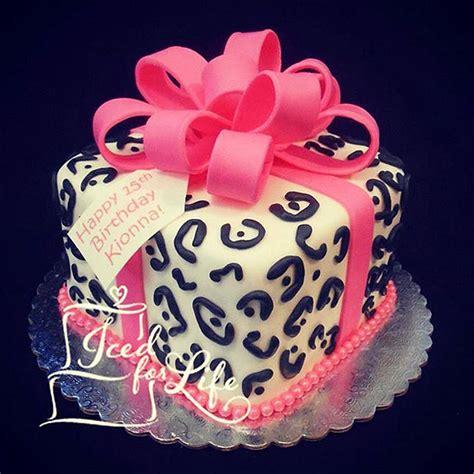 girls birthday cakes iced  life