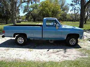 Purchase Used 1987 Chevrolet Pickup In Brooker  Florida