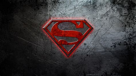 Logo Superman Wallpaper Hd Free Download