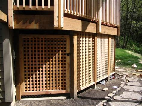 best 25 deck skirting ideas on pinterest front porch
