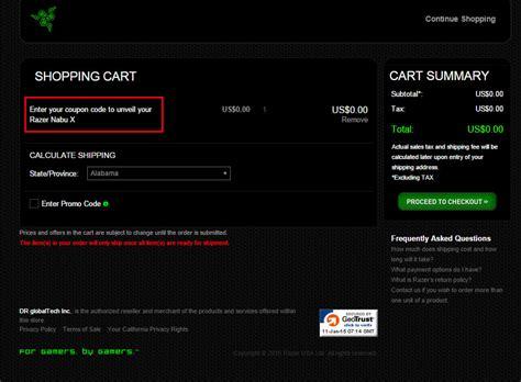 10631 Razer Blade Promo Code razer insider forum razerstore guide