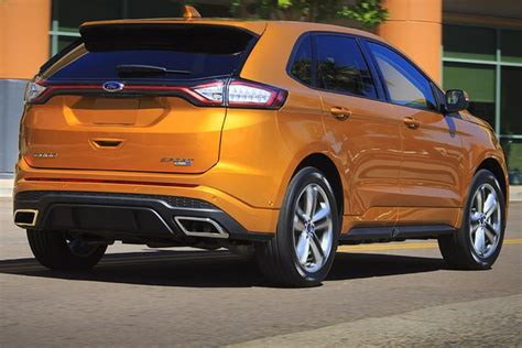 2015 Ford Edge Vs 2015 Nissan Murano Which Is Better