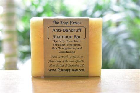 anti dandruff shampoo conditioner bar gmo