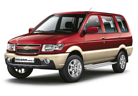 Chevrolet Tavera Price In India, Review, Pics, Specs