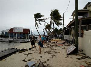 Hurricane Earl has caused serious damage to Belize | Earth ...