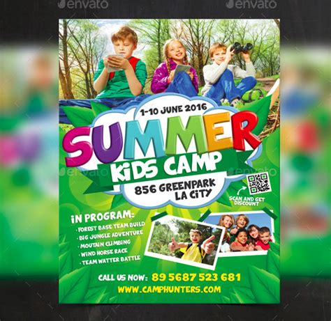 51 summer c flyer templates psd eps indesign word free premium templates