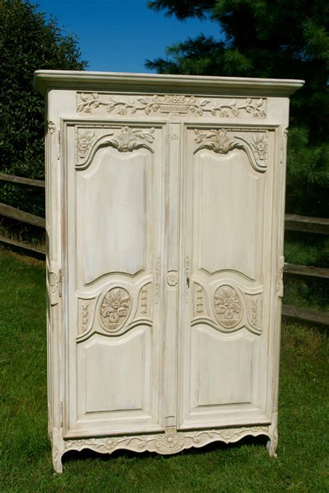 shabby chic white wardrobe items similar to sold antique shabby chic hand painted armoire in old white on etsy