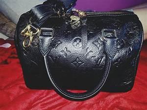 Tasche Louis Vuitton : louis vuitton tasche fake oder nicht mode schwarz leder ~ Watch28wear.com Haus und Dekorationen