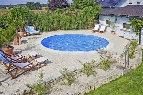 pool günstig bauen pool g 252 nstig bauen haus und garten garten pool im garten und teich