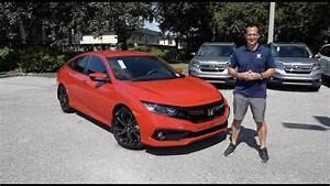 Is The 2020 Honda Civic Sport Sedan A Good Buy With The 6