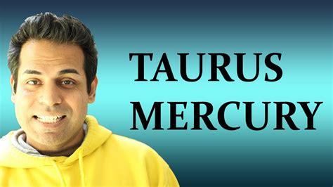 mercury  taurus  astrology   taurus mercury