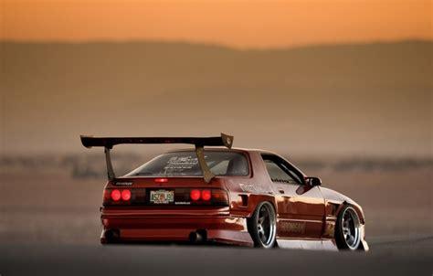 Обои Mazda, Drift, Rx-7, Jdm, корч, Fc3s картинки на
