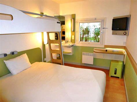 chambre ibis hotel ibis budget deauville 2 étoiles dans le calvados