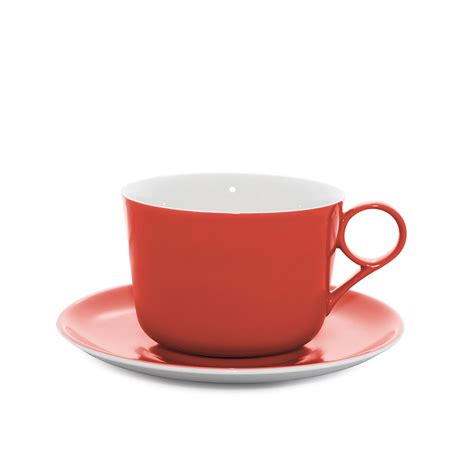 Most coffee shops do over 200 drinks per day. Me Coffee Cup // Red (Small, 6.6 oz) - LADP - Touch of Modern