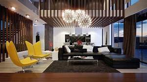 Modern Living Room Interior Design Ideas ...