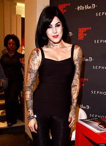 Kat Von D Who Is She HuffPost