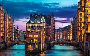 Hamburg, Amazing, Hd, Wallpapers, High, Quality