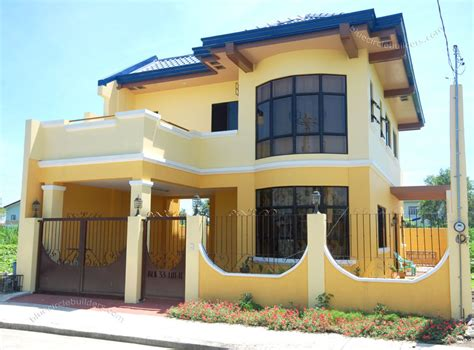 Home Design Names :  Beautiful Simple House Design Plans Name Two