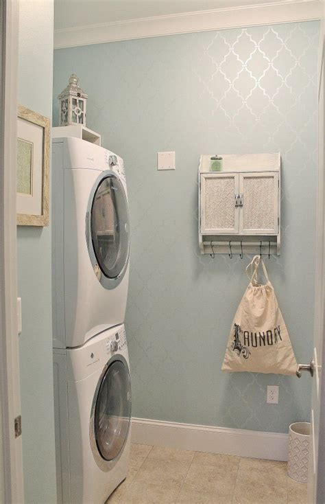 vintage laundry room wallpaper video