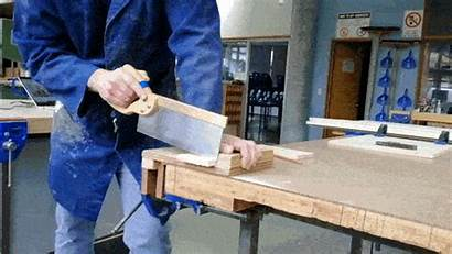 Tools Saw Uses Carpentry Tenon Using