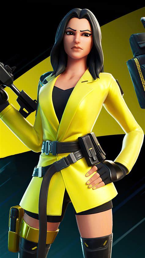 1080x1920 Yellow Jacket Fortnite 2020 Iphone 76s6 Plus