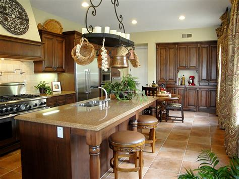 italian style kitchen design 47 beautiful country kitchen designs pictures 4880