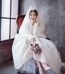 17 best images about korea hanbok on pinterest With hanbok wedding dress