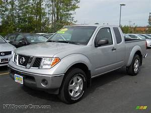 2007 Nissan Frontier Se King Cab 4x4 In Radiant Silver