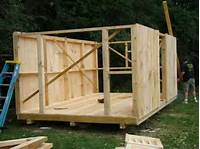 building plans for sheds Building a shed in under 2 min! - YouTube