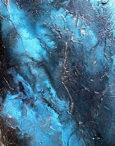Large Wall Art, Abstract Painting, Contemporary Water Art ...