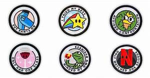 there are now merit badges for adults because adulting is