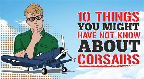 10 things you might not know about corsairs world war wings