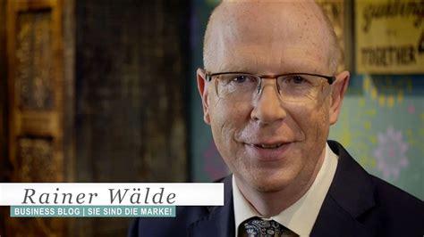 Rainer Wälde – Blog Archiv