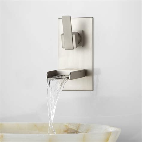 peerless kitchen faucet willis wall mount bathroom waterfall faucet bathroom
