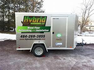 hybrid hardwoods vinyl trailer graphics quakertown pa With vinyl lettering for trailers