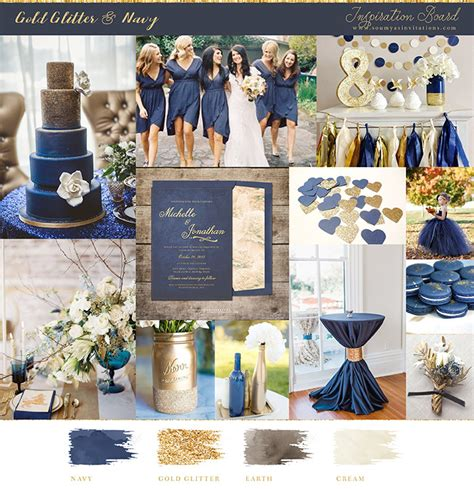 navy blue and gold wedding ideas and inspiration 171 wedding