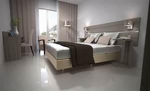 Mobilier Pas Cher : equipement hotel equipement chambre hotel mobilier hotel ~ Melissatoandfro.com Idées de Décoration